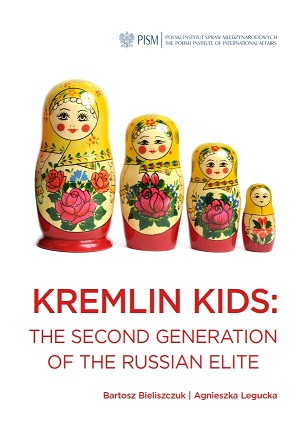 Kremlin Kids: The Second Generation of the Russian Elite