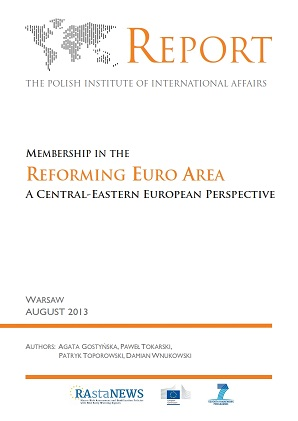 Membership in the Reforming Euro Area: A Central-Eastern European Perspective