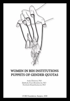 Women in B&H Institutions - puppets of gender quota Cover Image