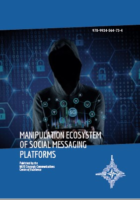 MANIPULATION ECOSYSTEM OF SOCIAL MESSAGING PLATFORMS Cover Image