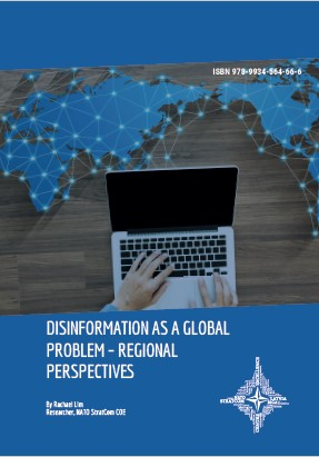 DISINFORMATION AS A GLOBAL PROBLEM – REGIONAL PERSPECTIVES Cover Image