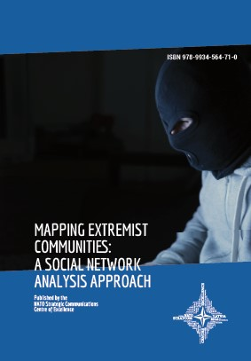 MAPPING EXTREMIST COMMUNITIES: A SOCIAL NETWORK ANALYSIS APPROACH