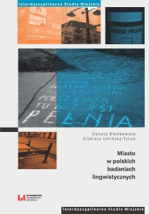 A City in Polish Linguistic Research Cover Image