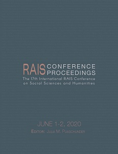 Proceedings of the 17th International RAIS Conference on Social Sciences and Humanities