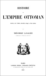 History of the Ottoman Empire Cover Image