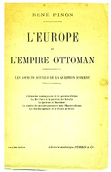 Europe and the Ottoman Empire. Current Aspects of the Eastern Question Cover Image