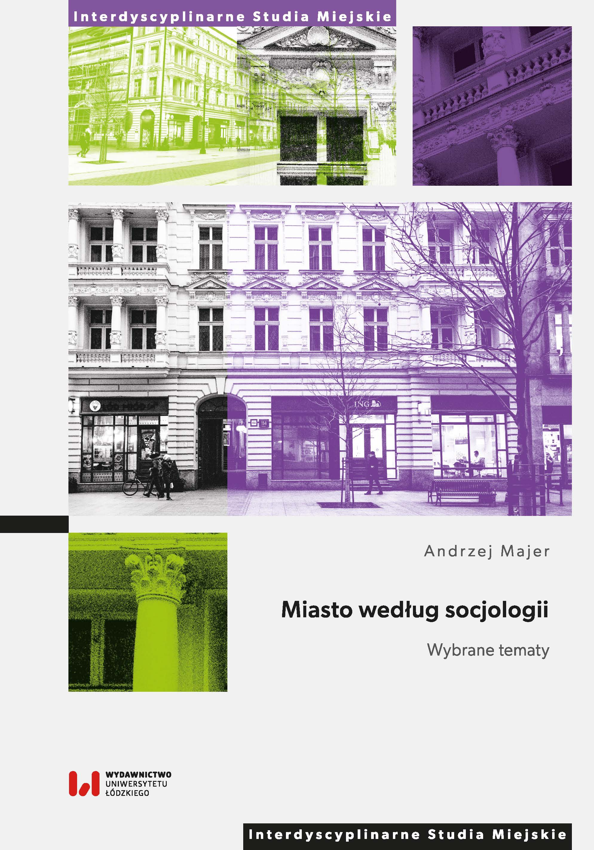 A City from the Sociological Perspective: Selected Issues Cover Image