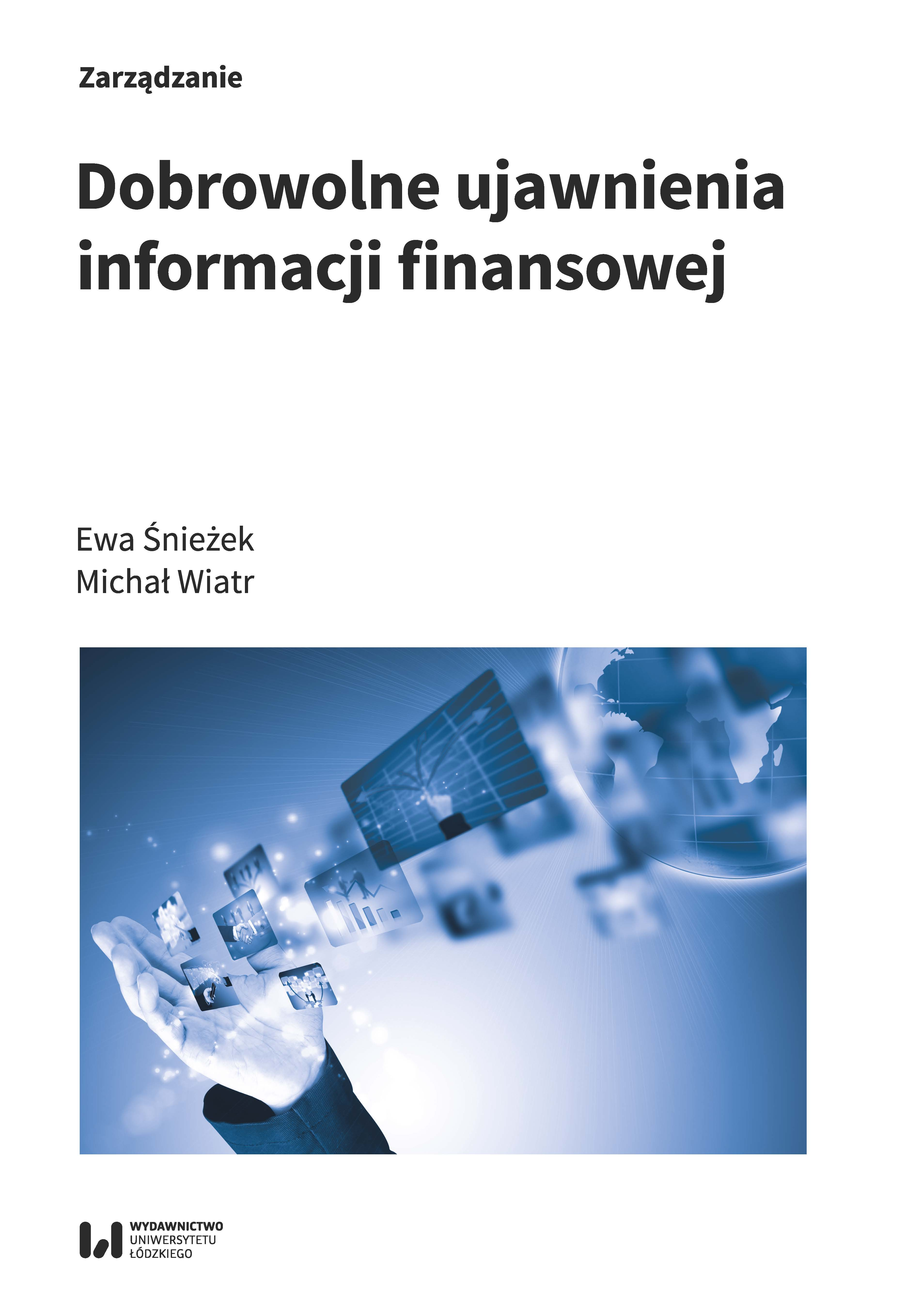 Voluntary Disclosure of Financial Information Cover Image
