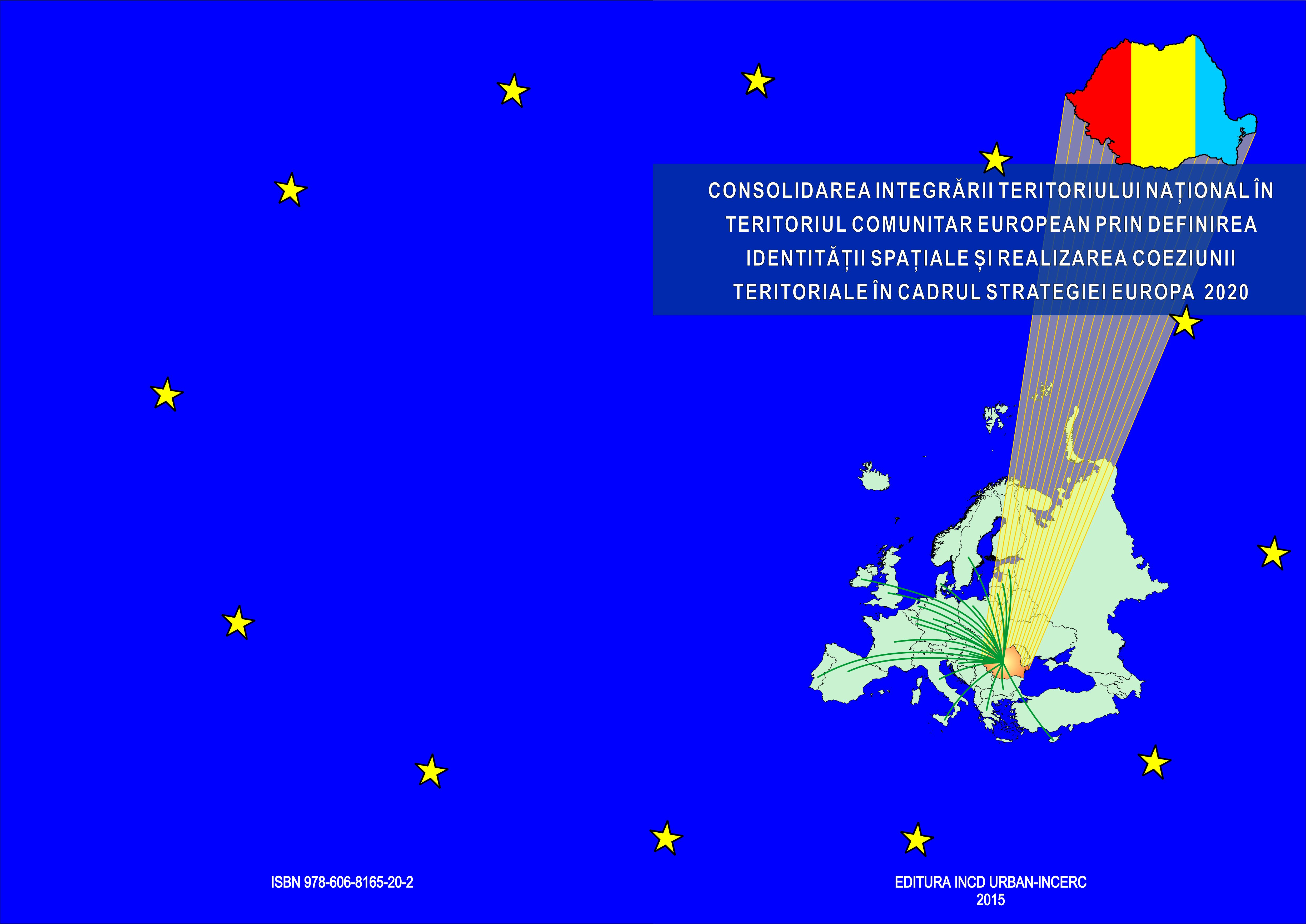 Correlation analyses based on territorial indices according to the Europa 2020 Strategy targets: social and labor force area Cover Image