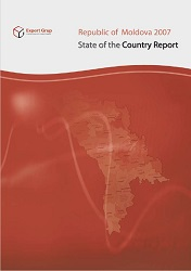 State of the Country - REPUBLIC of MOLDOWA 2007