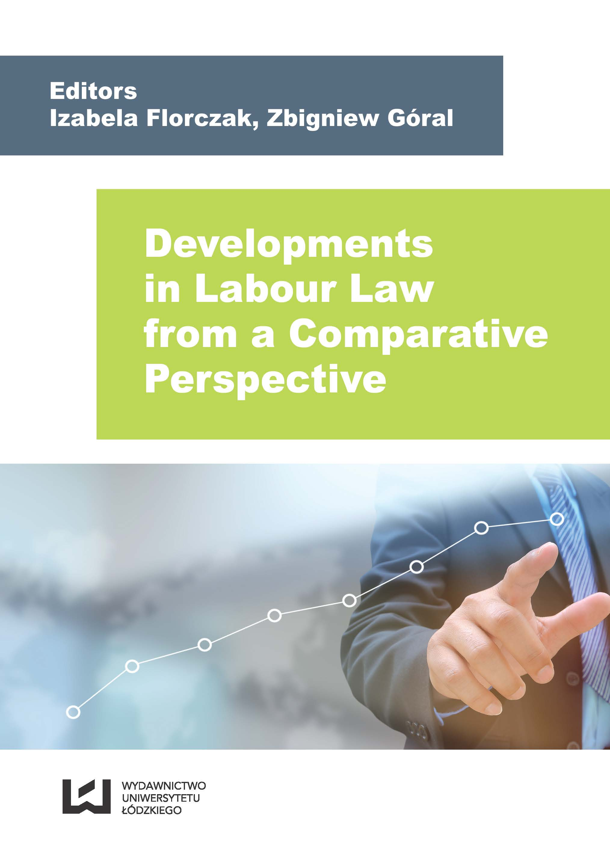Developments in Labour Law from a Comparative Perspective