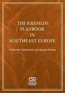 The Kremlin Playbook in Southeast Europe: Economic Influence and Sharp Power Cover Image