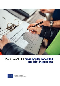 Practitioners' toolkit: cross-border concerted and joint inspections