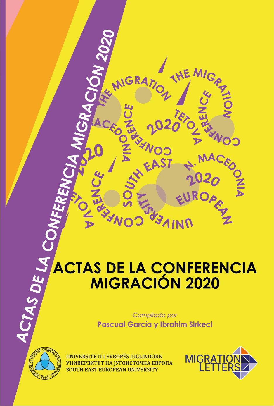 The Migration Conference 2020 Proceedings Cover Image