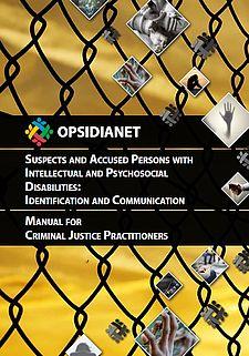 Podezřelé a obviněné osoby s mentálním a psychosociálním postižením: identifikace a komunikace