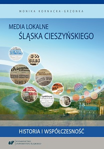 Local media of Cieszyn Silesia. History and the present time Cover Image
