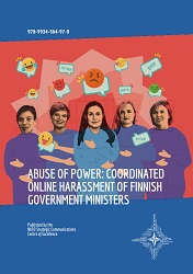 Abuse of Power: Coordinated Online Harassment of Finnish Government Ministers