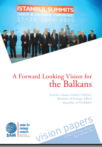 A Forward Looking Vision for the Balkans