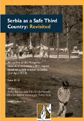 Serbia as a Safe Third Country. Revisited