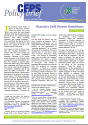 №115. Russia's Soft Power Ambitions