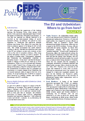 №138. The EU and Uzbekistan: Where to go from here?