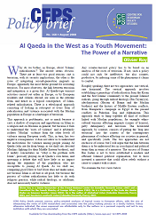 №168. Al Qaeda in the West as a Youth Movement: The Power of a Narrative