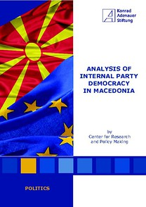 Analysis of Internal Party Democracy in Macedonia