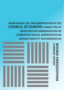 Monitoring the Implementation of the Council of Europe Committee of Ministers Recommendation on Combating SOGI Discrimination