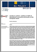 Trends in Asylum-Seeking in light of Macedonia's Accession Processes in the European Union