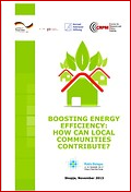 Boosting Energy Efficiency: How can local Communities Contribute?