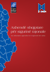 Albanian agenda for regional security Cover Image