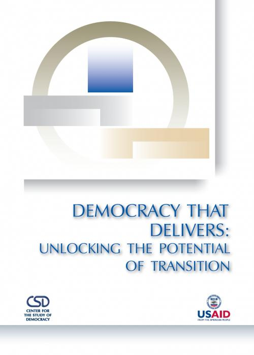 Democracy that Delivers: Unlocking the Potential of Transition