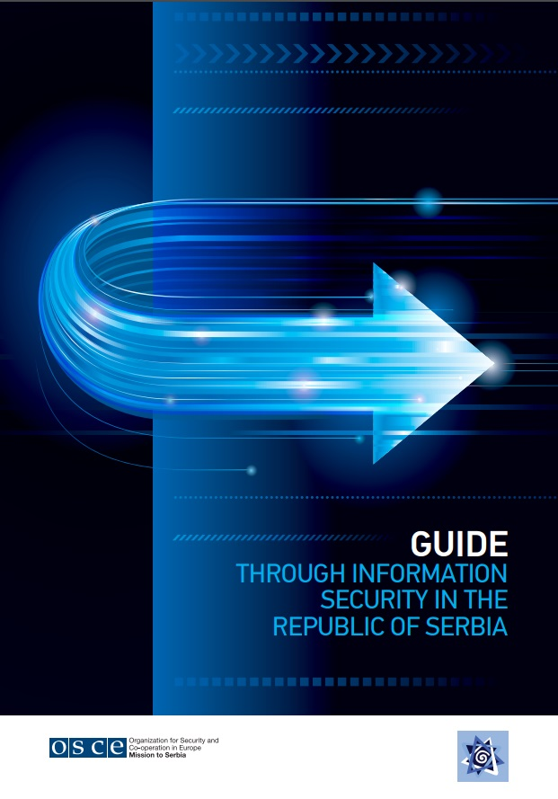 Guide Through Information Security in the Republic of Serbia