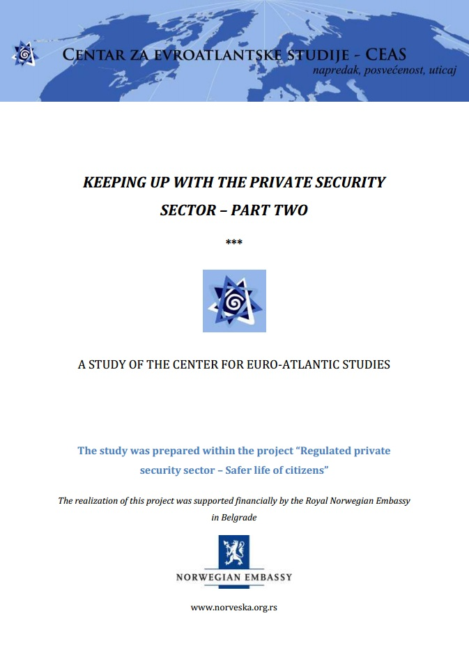 Keeping Up with the Private Security Sector – II
