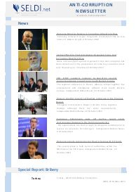 № 06 SELDI Anti-Corruption-Newsletter