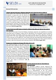 № 24 SELDI Anti-Corruption-Newsletter