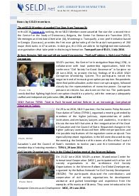 № 32 SELDI Anti-Corruption-Newsletter