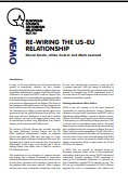 (010) RE-WIRING THE US-EU RELATIONSHIP