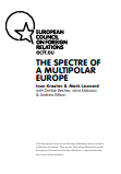 (025) THE SPECTRE OF A MULTIPOLAR EUROPE