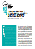 (031) TURNING PRESENCE INTO POWER: LESSONS FROM THE EASTERN NEIGHBOURHOOD