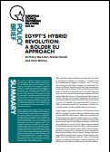 (033) A CHANCE TO REFORM: HOW THE EU CAN SUPPORT DEMOCRATIC EVOLUTION IN MOROCCO