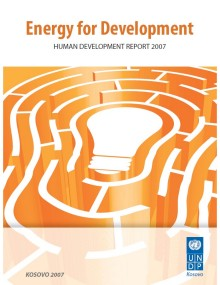 UNDP Human Development Report 2007 – KOSOVA – Energy for Development