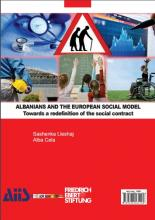 Albanians and the European Social Model. Towards a redefinition of the social contract