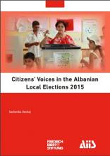 Citizens' Voice in the Albanian Local Elections 2015