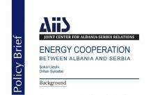 ENERGY COOPERATION BETWEEN ALBANIA AND SERBIA (Policy Brief 2016/04)