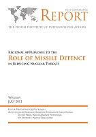 Regional Approaches to the Role of Missile Defence in Reducing Nuclear Threats