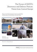 The Future of NATO's Deterrence and Defence Posture: Views from Central Europe