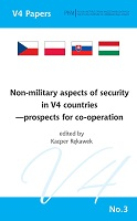 Non-military aspects of security in V4 countries—prospects for co-operation