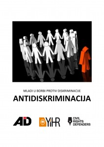 ANTI-DISCRIMINATION. Youth in the fight against Discrimination Cover Image