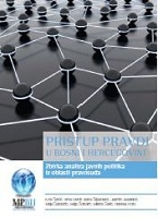 Access to Justice in Bosnia and Herzegovina. A collection of Public Policy Analysis in the Field of Justice Cover Image